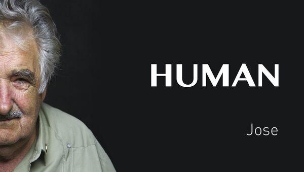 José Mujica da una entrevista para el filme HUMAN - Sputnik Mundo