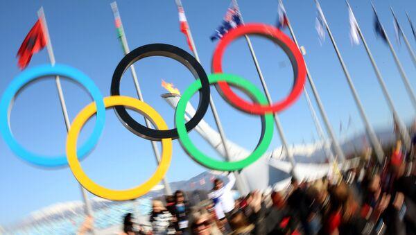 Emblema olímpica - Sputnik Mundo