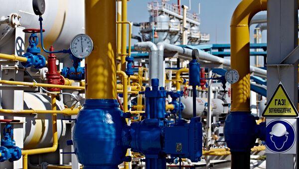 Rusia, a punto de cortar el gas a Ucrania por impago - Sputnik Mundo
