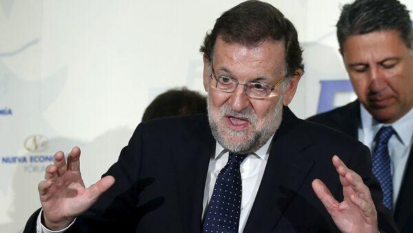 Mariano Rajoy, presidente de España (archivo) - Sputnik Mundo