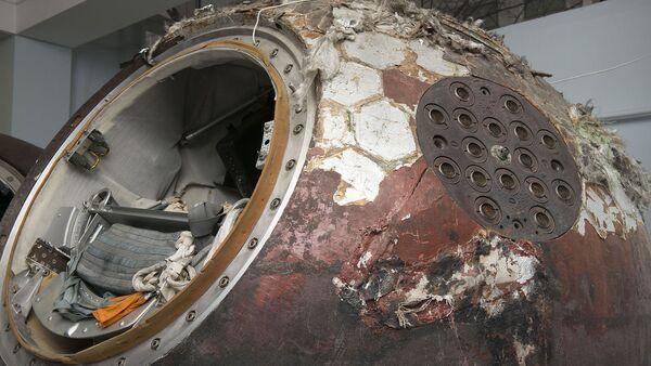 Módulo de descenso Vostok 6 - Sputnik Mundo