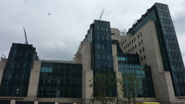La sede de MI5 en Londres - Sputnik Mundo