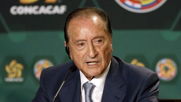 El ex presidente de CONMEBOL, Eugenio Figueredo - Sputnik Mundo