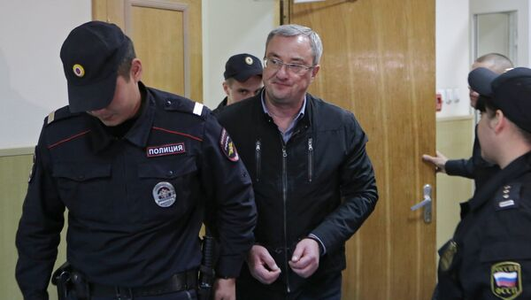 El gobernador de la República rusa de Komi, Viacheslav Gáizer - Sputnik Mundo