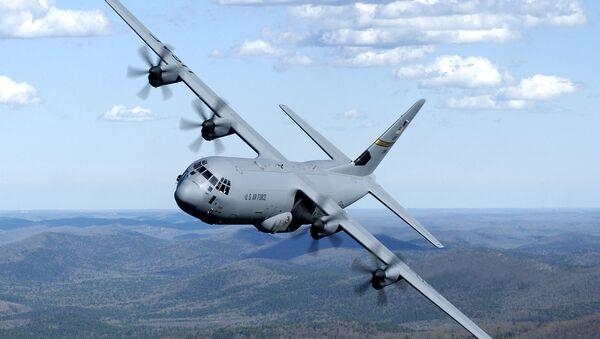 Avión C-130J - Sputnik Mundo