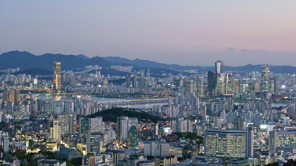 Seúl, capital de Corea del Sur (archivo) - Sputnik Mundo