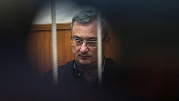 Viacheslav Gáizer, gobernador de Komi - Sputnik Mundo