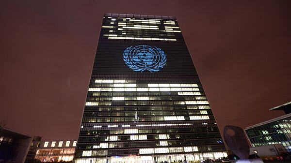 Sede de la ONU en Nueva York - Sputnik Mundo