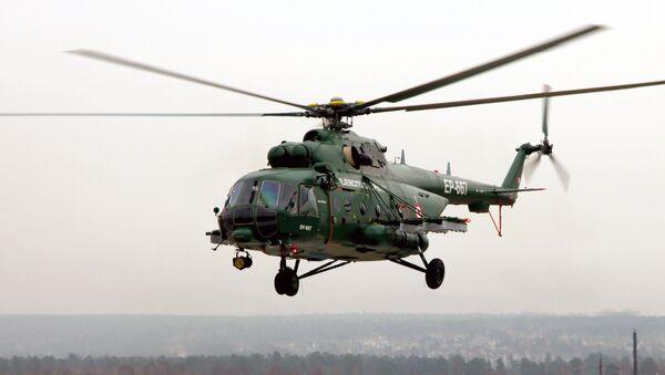 Helicóptero Mi-171Sh del Ejército del Perú - Sputnik Mundo