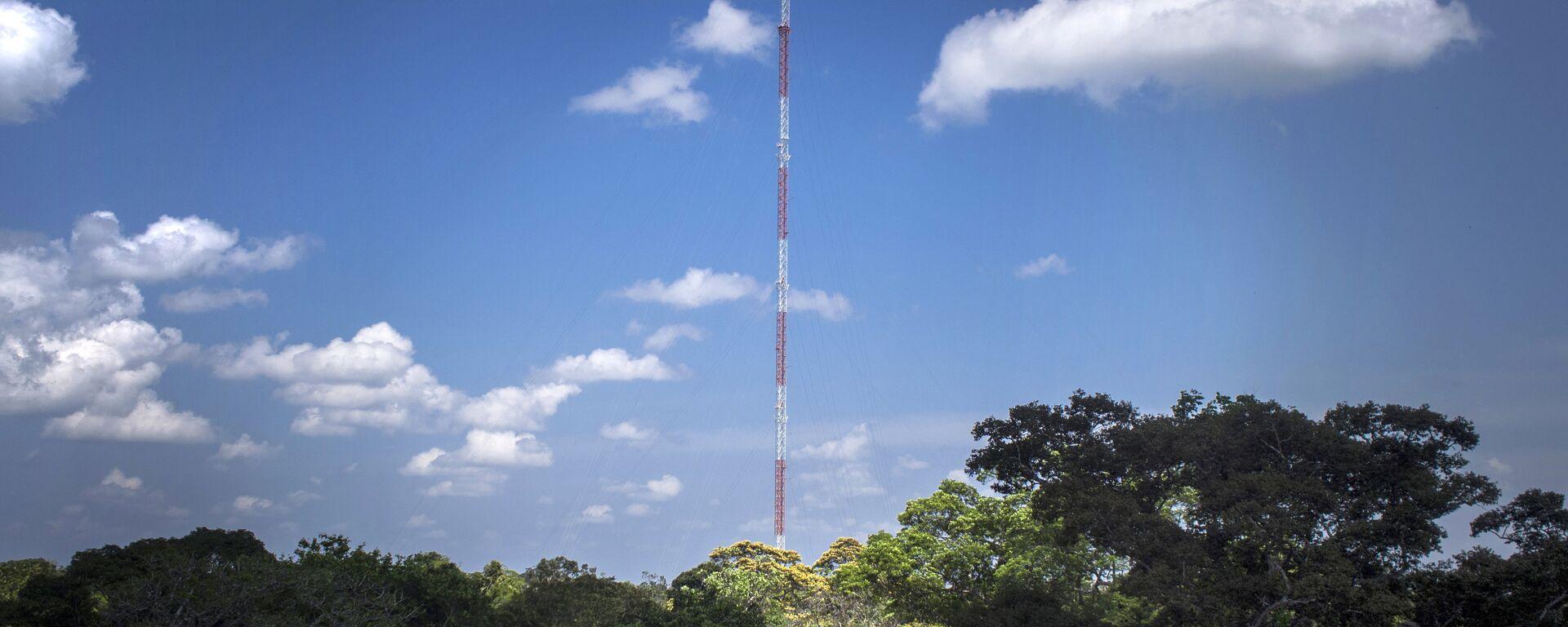 Observatorio de Torre Alta de Amazonía, Brasil - Sputnik Mundo, 1920, 20.09.2021