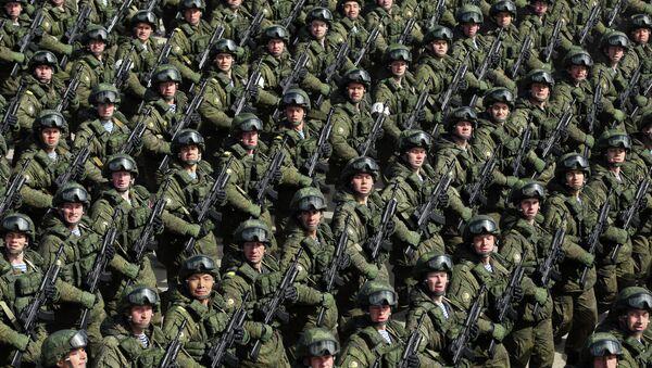 Militares rusos (archivo) - Sputnik Mundo