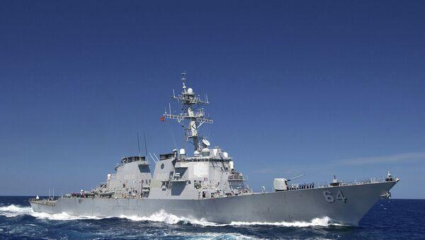 USS Carney - Sputnik Mundo