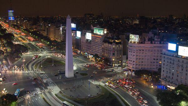 Obelisco de Buenos Aires - Sputnik Mundo
