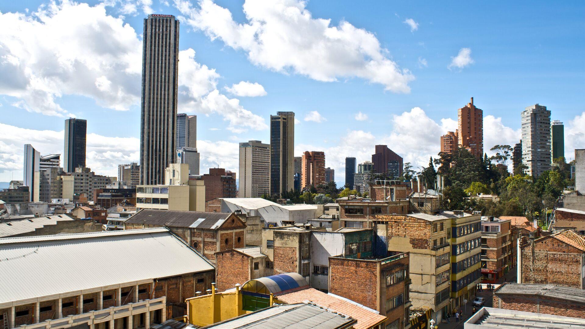 Bogotá, la capital de Colombia - Sputnik Mundo, 1920, 25.07.2021