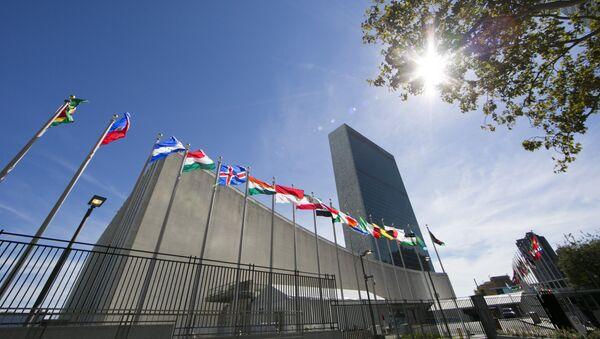 Sede de la ONU - Sputnik Mundo