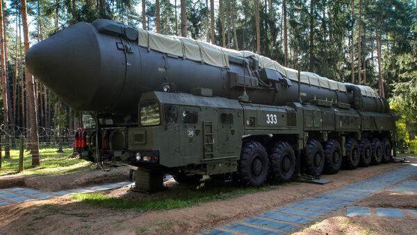 El complejo RS-24 Yars, el precursor tecnológico de RS-26 Rubezh - Sputnik Mundo