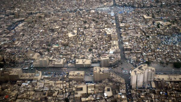 Bagdad, la capital de Irak (archivo) - Sputnik Mundo