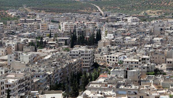 Idlib, Siria - Sputnik Mundo