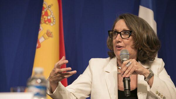 Rebeca Grynspan Mayufis, administradora asociada del programa de las Naciones Unidas para el Desarrollo - Sputnik Mundo