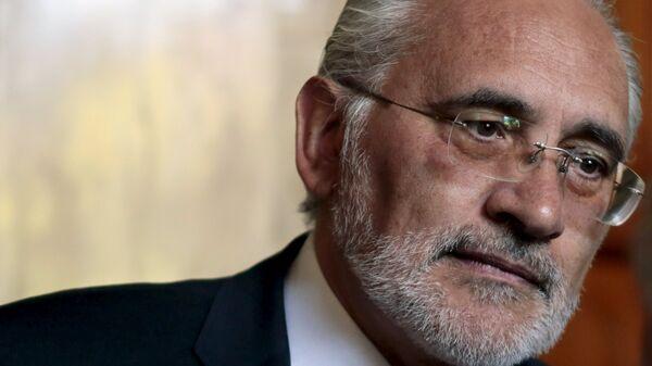 Carlos Mesa, candidato opositor y expresidente boliviano (archivo) - Sputnik Mundo