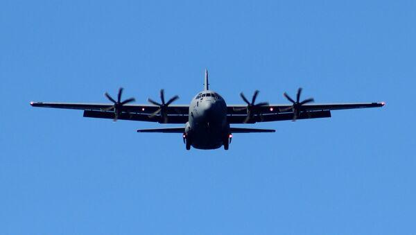C-130 Hercules (archivo) - Sputnik Mundo