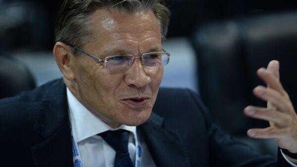 Alexéi Lijachov, viceministro de Desarrollo Económico de Rusia - Sputnik Mundo