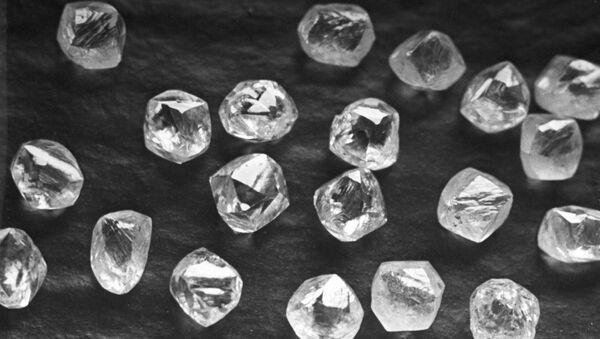 Diamantes de Yakutia - Sputnik Mundo