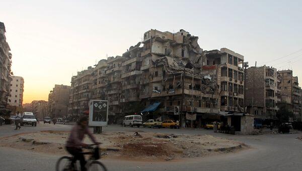 Alepo, Siria (Archivo) - Sputnik Mundo
