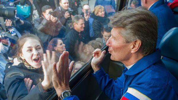 Guenadi Pádalka, cosmonauta ruso - Sputnik Mundo