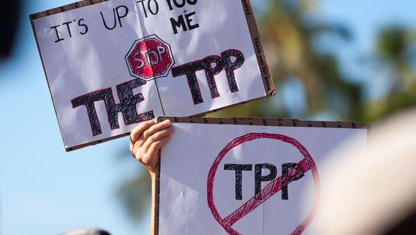TPP golpea integración latinoamericana, dice dirigente venezolano - Sputnik Mundo
