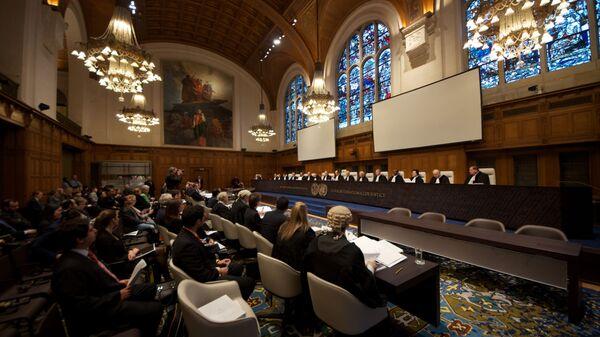 Corte Internacional de Justicia en la Haya (archivo) - Sputnik Mundo