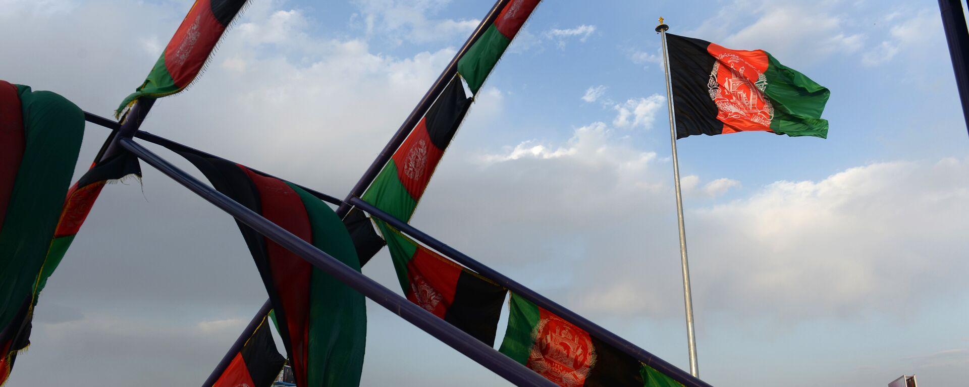 Afghan flag - Sputnik Mundo, 1920, 13.08.2021