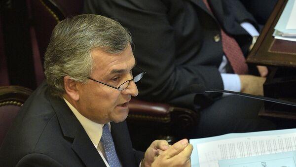 Gerardo Morales, candidato a gobernador por la provincia de Jujuy - Sputnik Mundo
