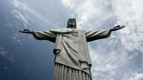 Cristo Redentor, Río de Janeiro - Sputnik Mundo