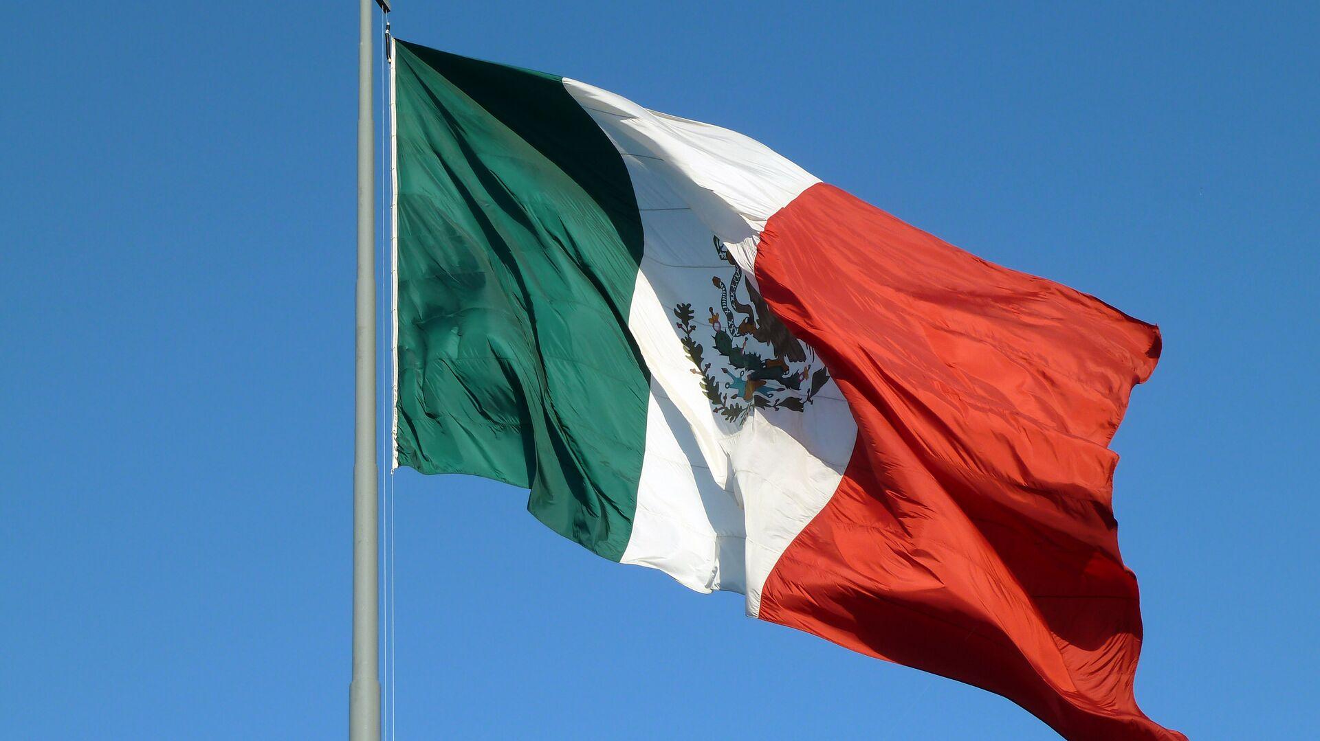 Mexico Flag - Sputnik Mundo, 1920, 17.09.2021