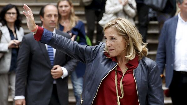 Joana Ortega, exvicepresidenta de Cataluña - Sputnik Mundo