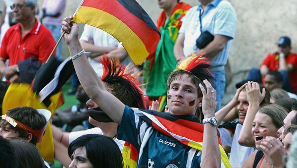 Mundial de Fútbol de 2006 en Alemania - Sputnik Mundo