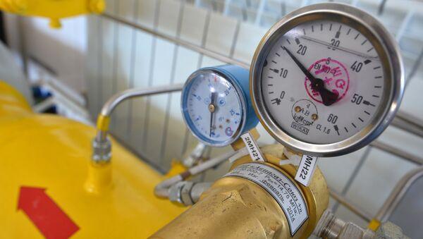 Un gasoducto en Kazán, Rusia - Sputnik Mundo