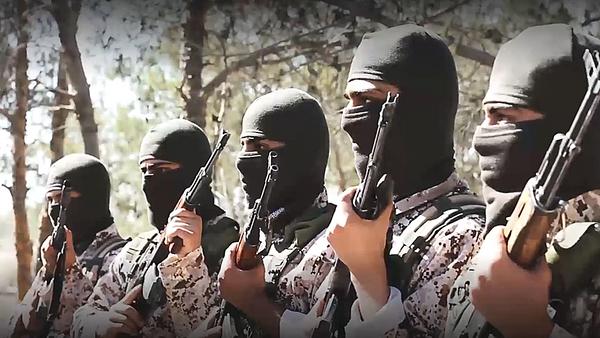 Militantes del grupo terrorista Estado Islámico - Sputnik Mundo
