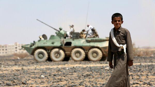 Situación en la provincia de Marib, Yemen - Sputnik Mundo