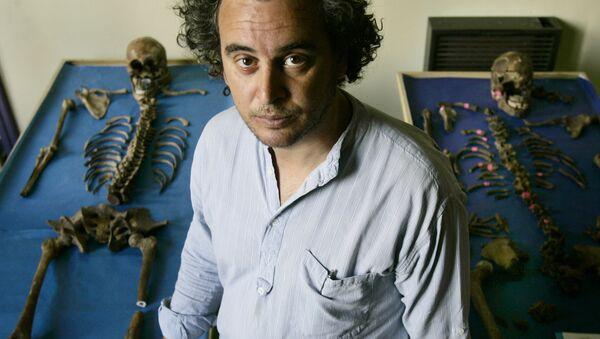 Luis Fondebrinder, cofundador del EAAF - Sputnik Mundo