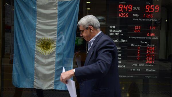 Argentina llega a las elecciones del domingo con claroscuros económicos - Sputnik Mundo