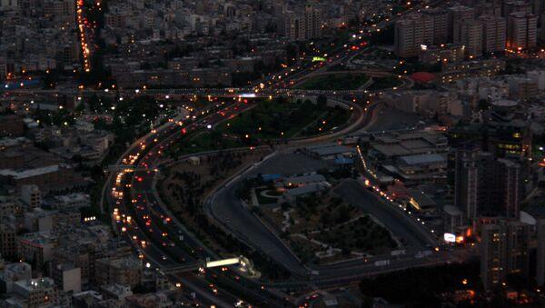 Teheran, view from the Milad tower - Sputnik Mundo