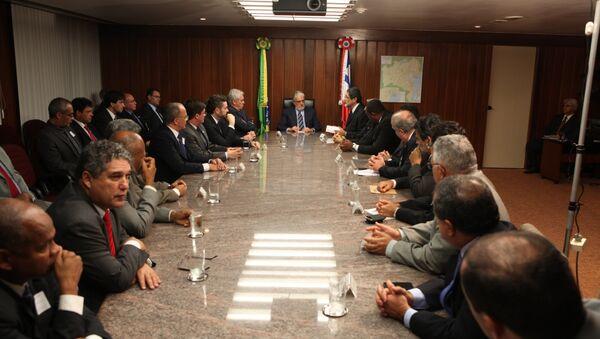 Acuerdo entre Petrobras y Gobierno - Sputnik Mundo