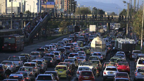 Bogotá antes de las elecciones - Sputnik Mundo