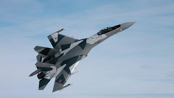 Su-35 - Sputnik Mundo