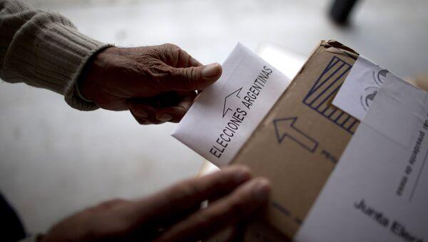 Elecciones en Argentina - Sputnik Mundo