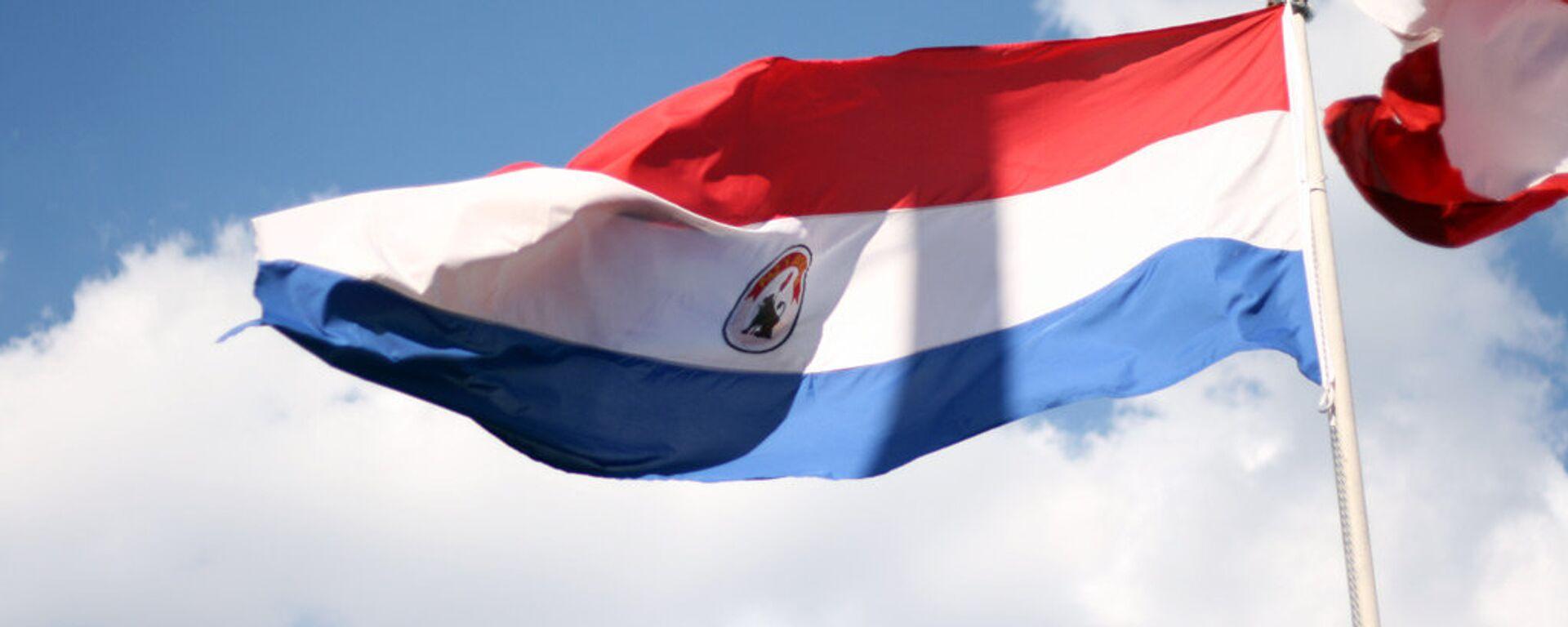 Bandera de Paraguay - Sputnik Mundo, 1920, 06.01.2021
