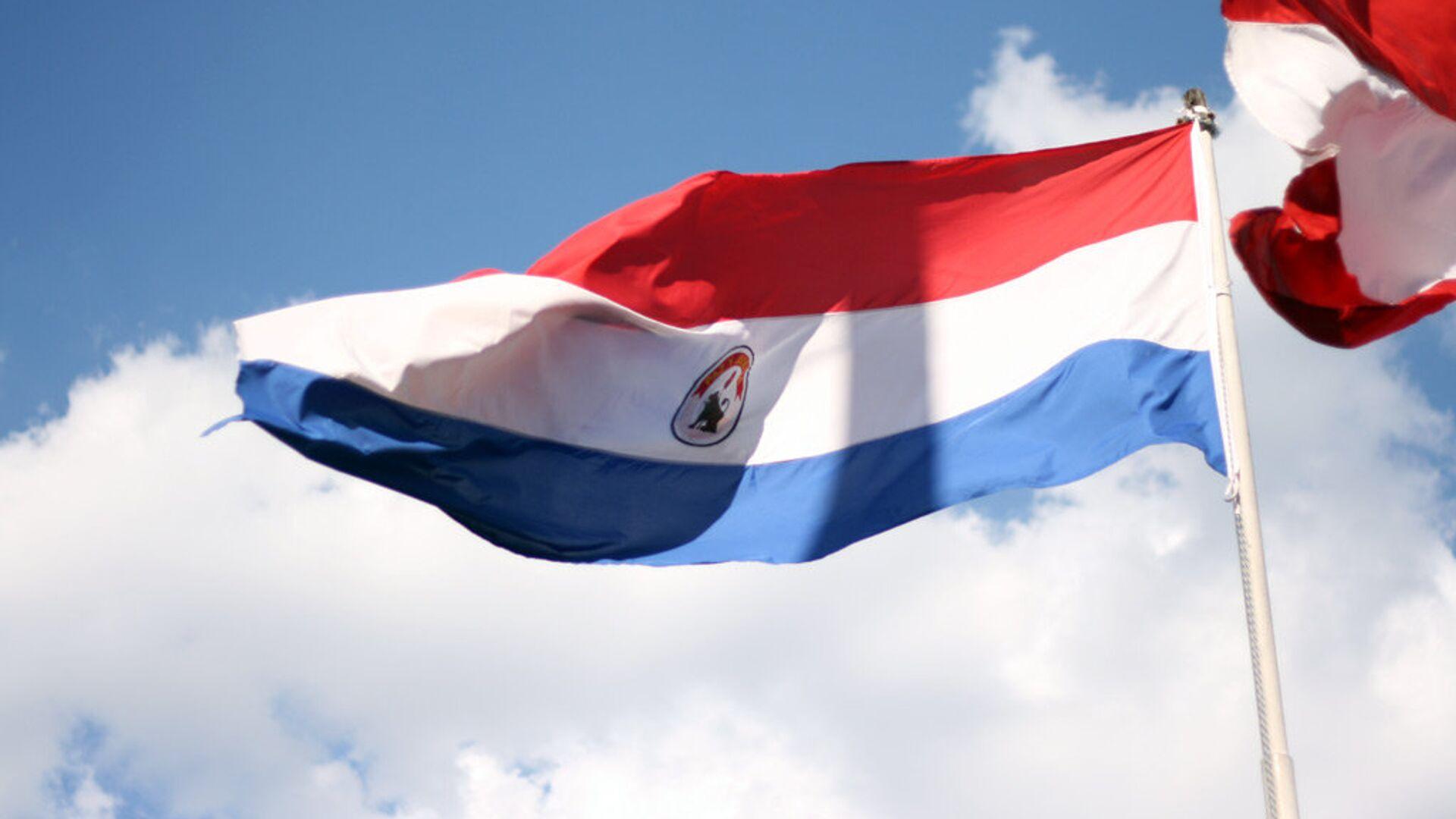 Bandera de Paraguay - Sputnik Mundo, 1920, 18.02.2021