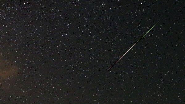 Un meteorito - Sputnik Mundo